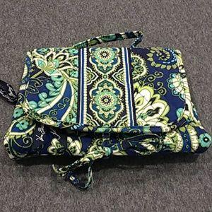 Vera Bradley Make-up/Jewelry Travel Bag